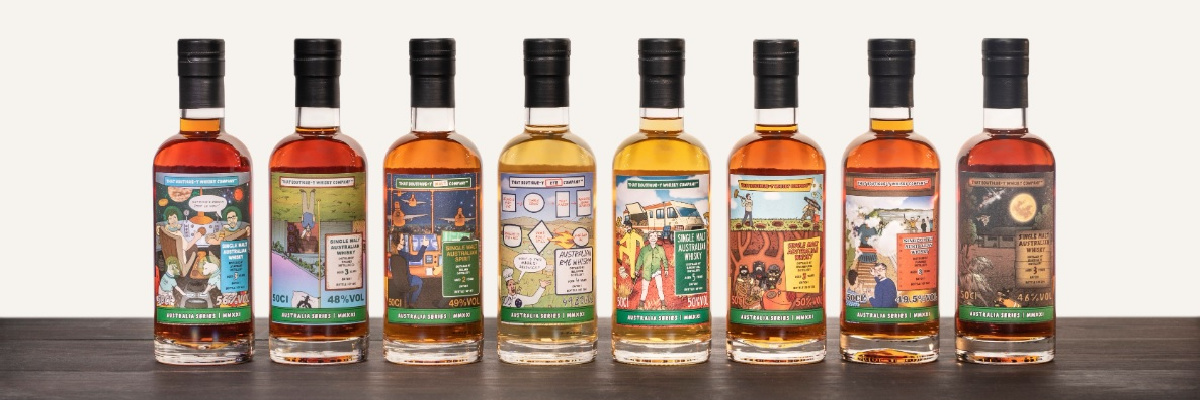 That Boutique-y Whisky Company Australian series