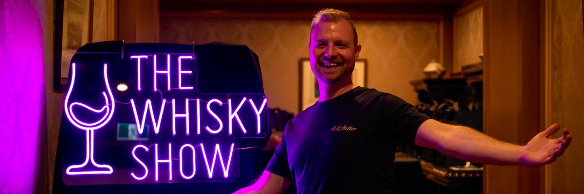 THe Whisky Show; Oliver Maruda