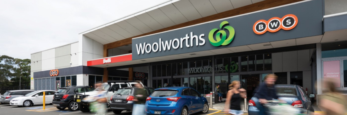 Woolworths Endeavour