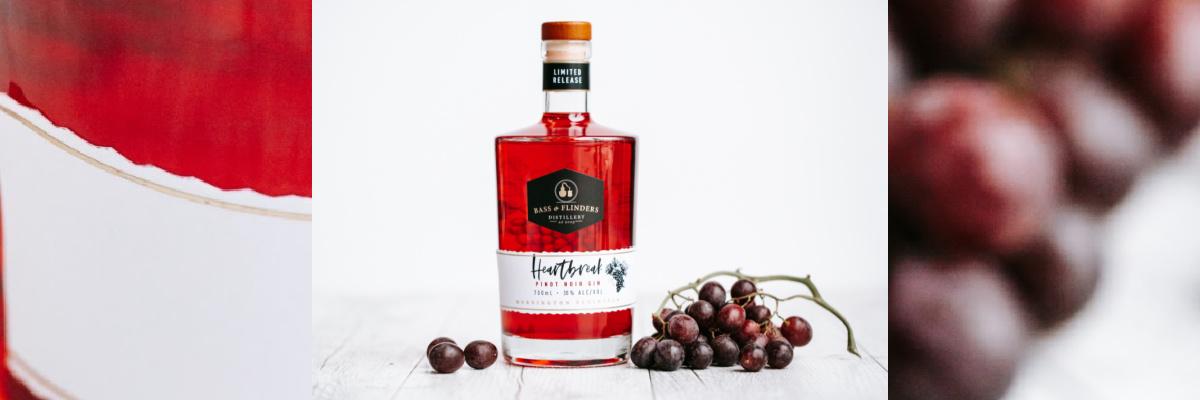 Bass & Flinders Pinot Noir Gin