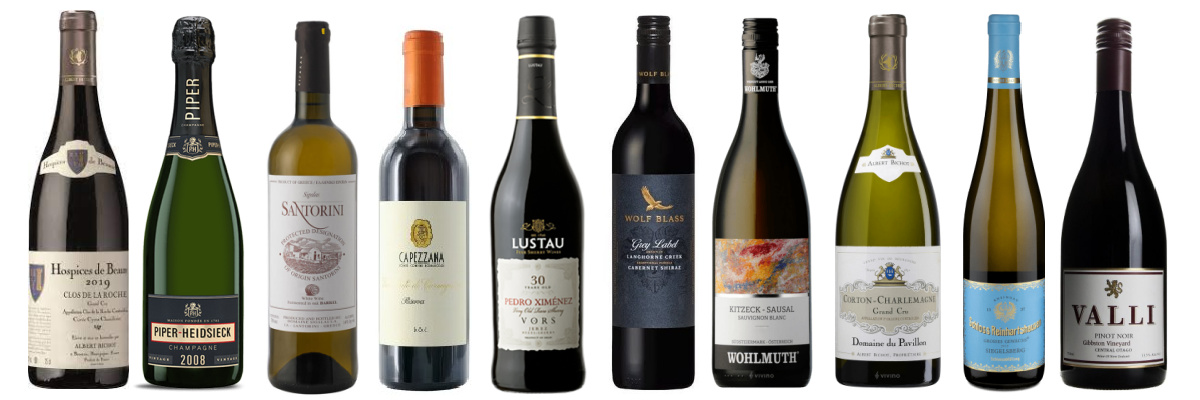 10 best wines in the world
