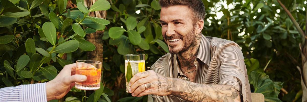 Haig Club David Beckham