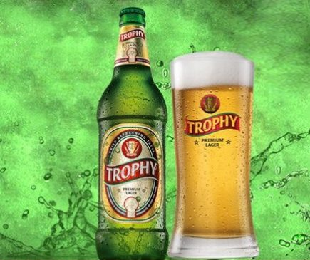 Trophy Lager Raises A Glass For The Super Eagles In New ?raiseatrophy? Campaign - DrinksFeed