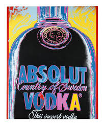 Andy Warhol Absolut