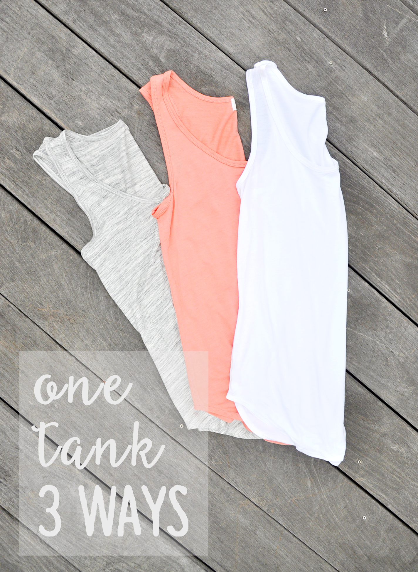 1 Tank, 3 Ways | Drink the Day