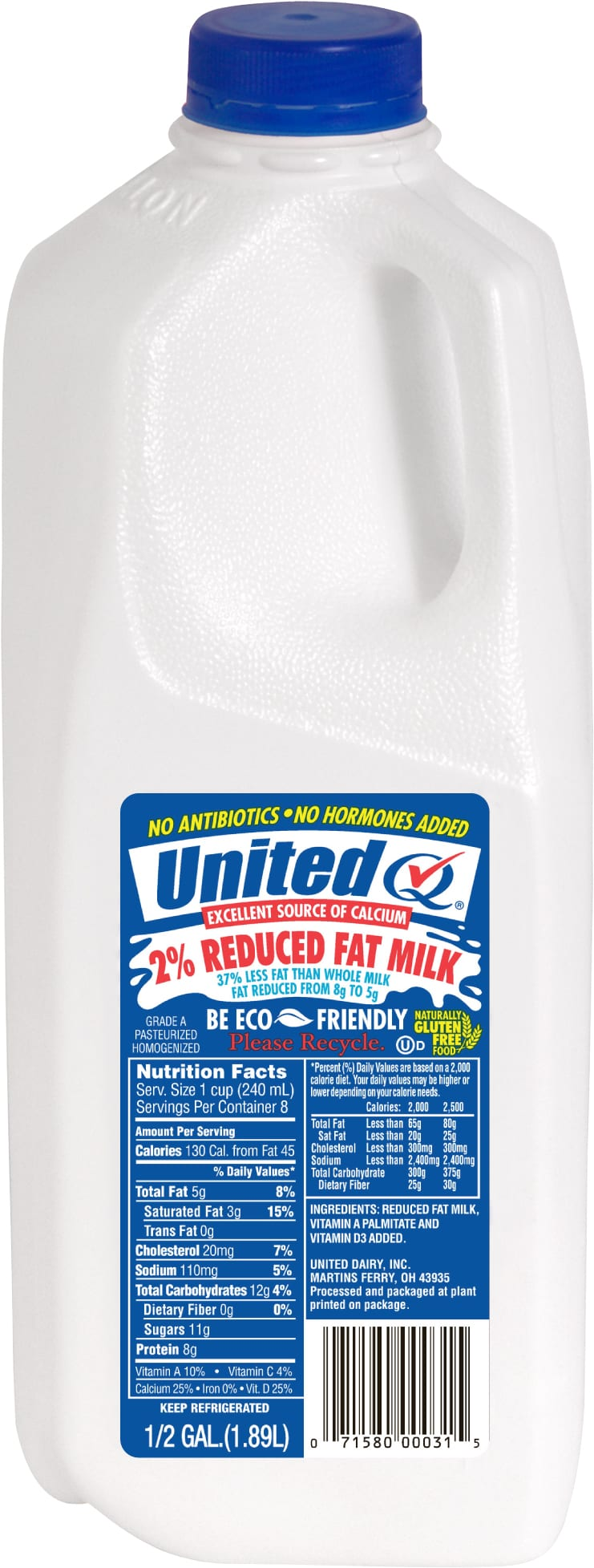 Old Fashioned Buttermilk Calories