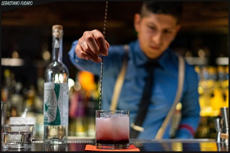 Patron cocktail - Dive Cocktail House