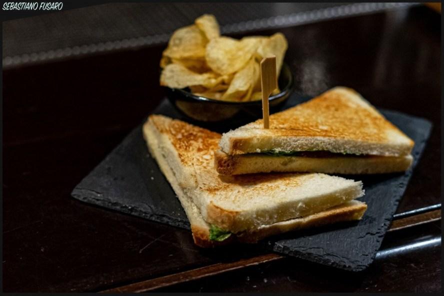 I nuovi sandwich del Dive Cocktail House