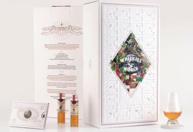 Whiskies of the world Calendar