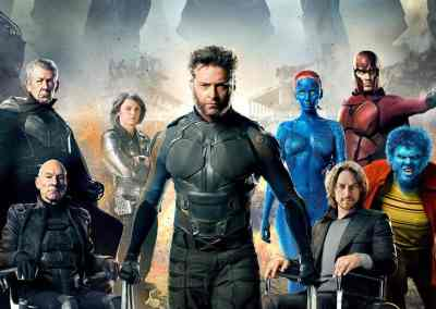 X-Men: Days of Future Past (2014) Drinking Game