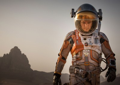 The Martian (2015) Drinking Game