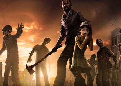 Telltale: The Walking Dead Drinking Game
