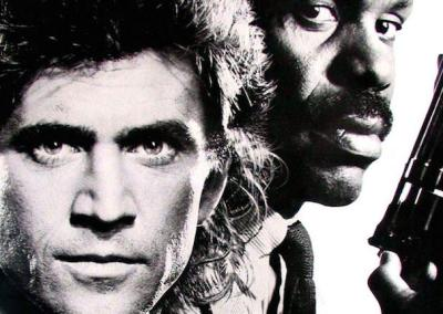 Lethal Weapon (1987) Drinking Game