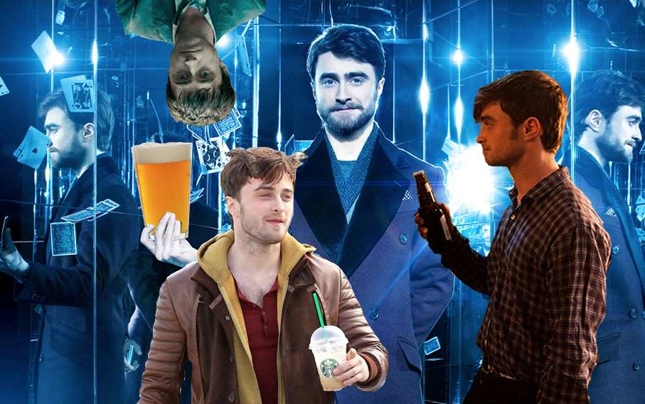 8 Non-Harry Potter Drinking Games Starring Daniel Radcliffe