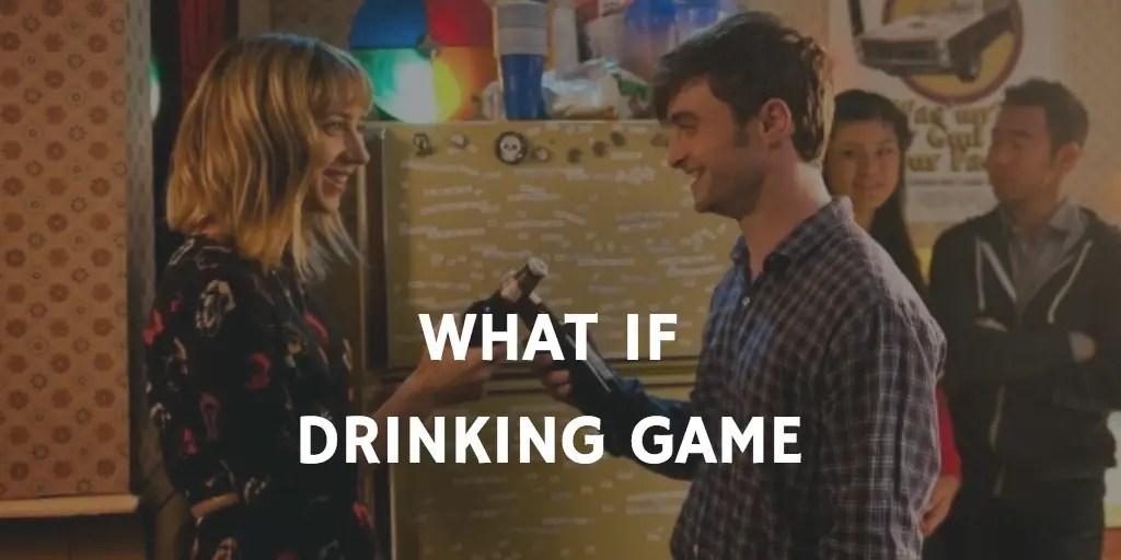 Movie Drinking Games Staring Daniel Radcliffe