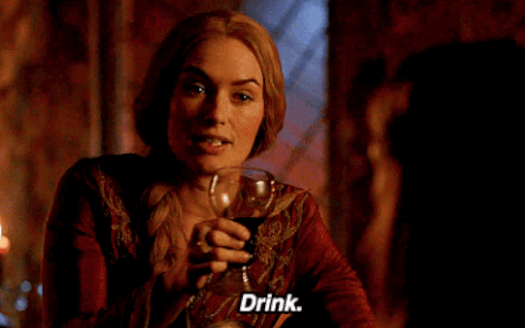 17 Game of Thrones Drinking GIFs