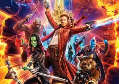 Guardians of the Galaxy Vol. 2 (2017) Drinking Game