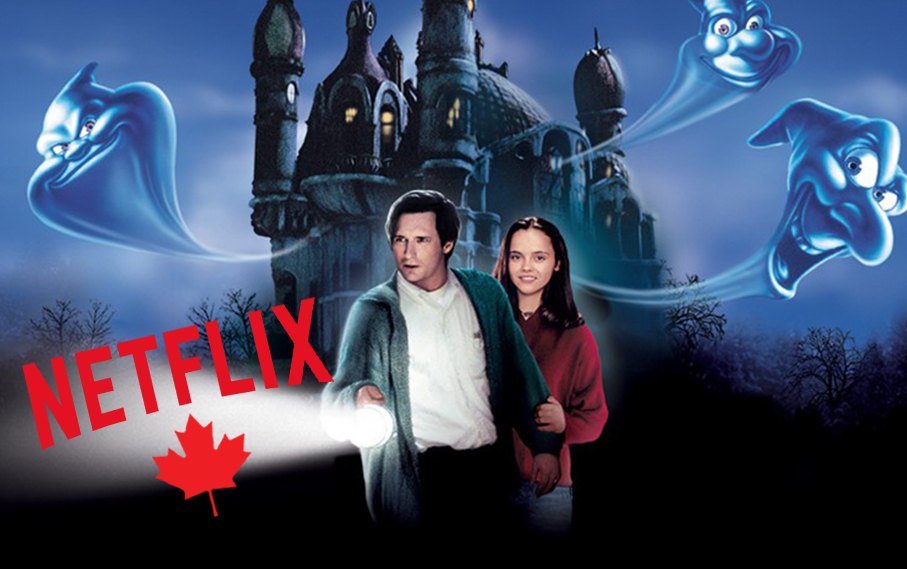 Top Halloween Movies On Netflix Canada 2017