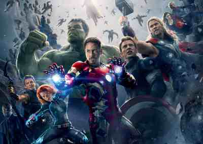 Avengers: Age of Ultron (2015) Drinking Game