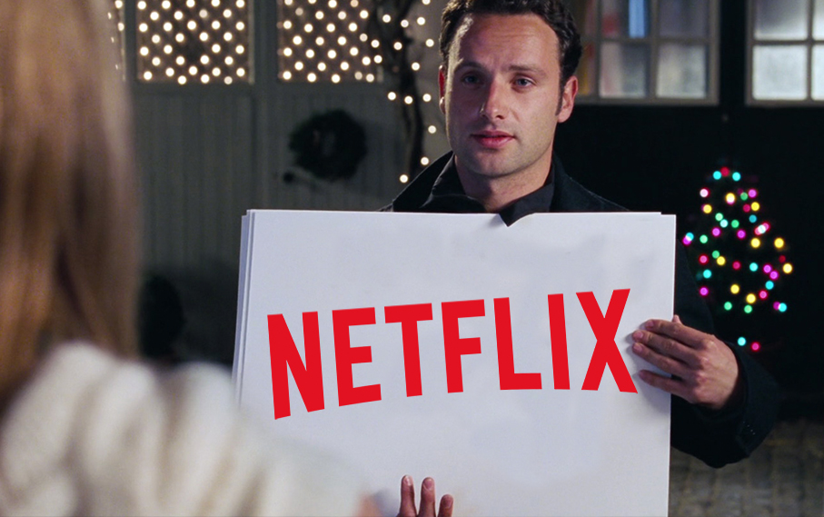 A 2017 List of Christmas Movies On Netflix (US)