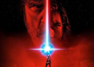 Star Wars: Episode VIII – The Last Jedi (2017) Drinking Game