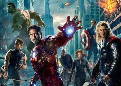The Avengers (2012) Drinking Game
