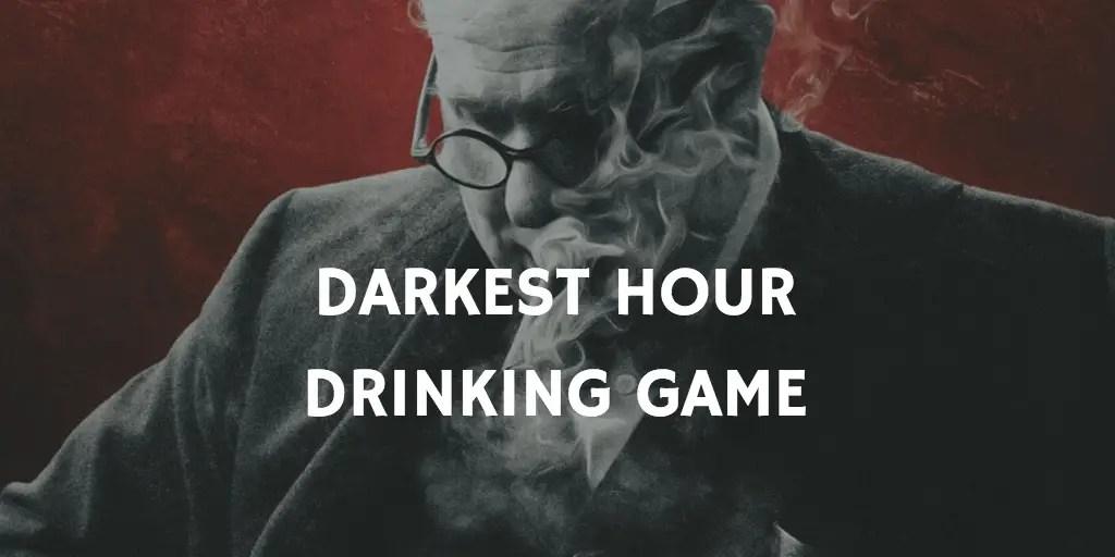 Drinking Games for 2018 Oscar Nominations - Darkest Hour