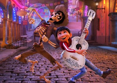 Coco (2017) Drinking Game