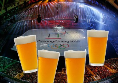 PyeongChang Winter Olympic Opening Ceremony Drinking Game