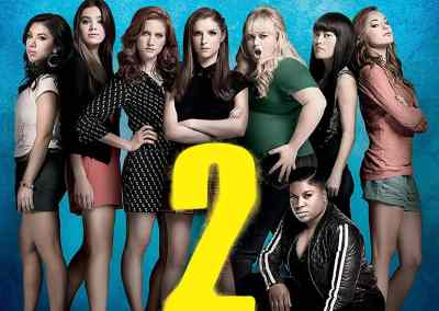 Pitch Perfect 2 (2015) Drinking Game