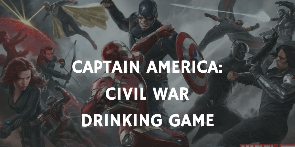 A marvel drinking game for every movie 18 games drink when a marvel drinking game for every movie captain america civil war solutioingenieria Gallery