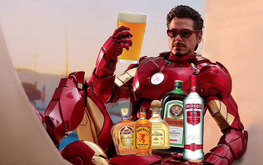 A Marvel Drinking Game for Every Movie