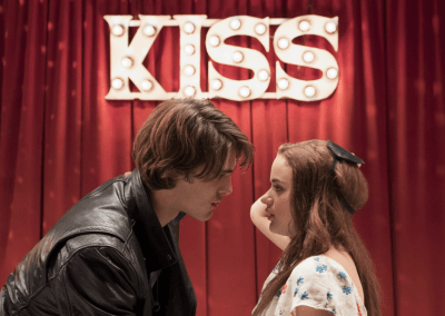 The Kissing Booth (2018) Drinking Game