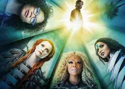 A Wrinkle in Time (2018) Drinking Game