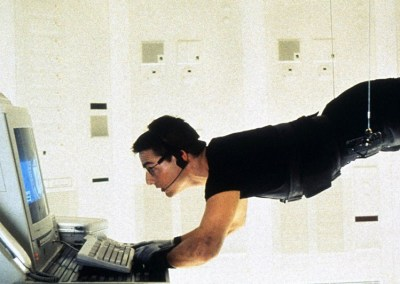 Mission: Impossible (1996) Drinking Game