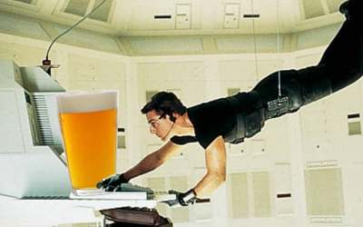Choose to Accept These Six Mission: Impossible Drinking Games