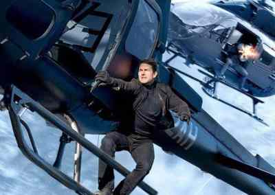 Mission: Impossible – Fallout (2018) Drinking Game