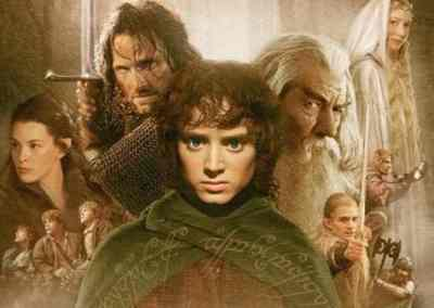 The Lord of the Rings: The Fellowship of the Ring (2001) Drinking Game