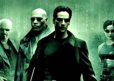 The Matrix (1999) Drinking Game