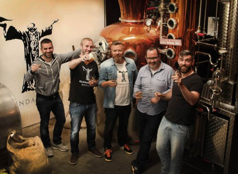 A talk with Glendalough Distillery's Donal O'Gallachoir