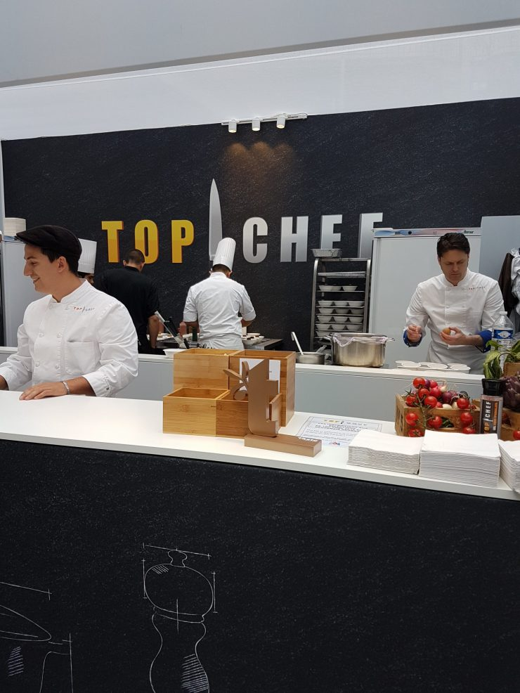 Stand Top Chef