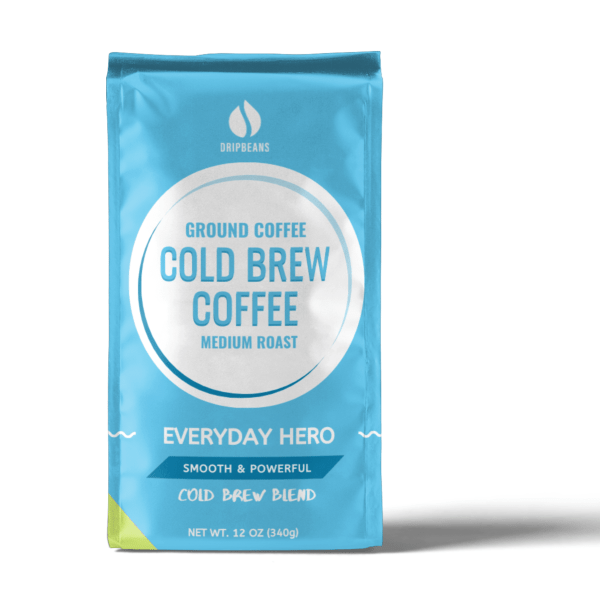 Cold brew blend every day