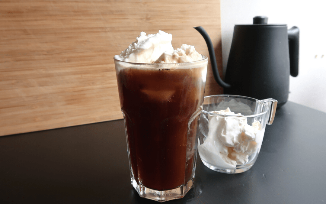 Cold Brew Coffee Float Recipe