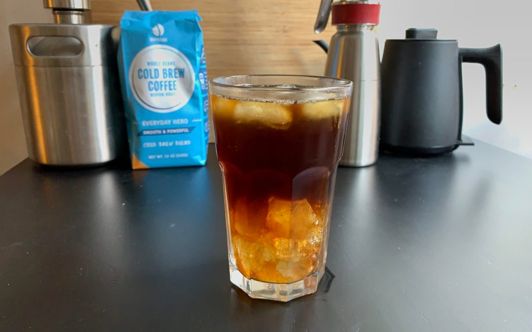 "Cold Brew ""Crystal"" Recipe"