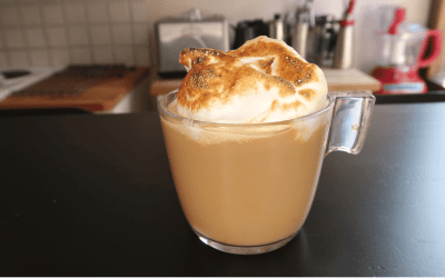 Italian Meringue Cold Brew – #2