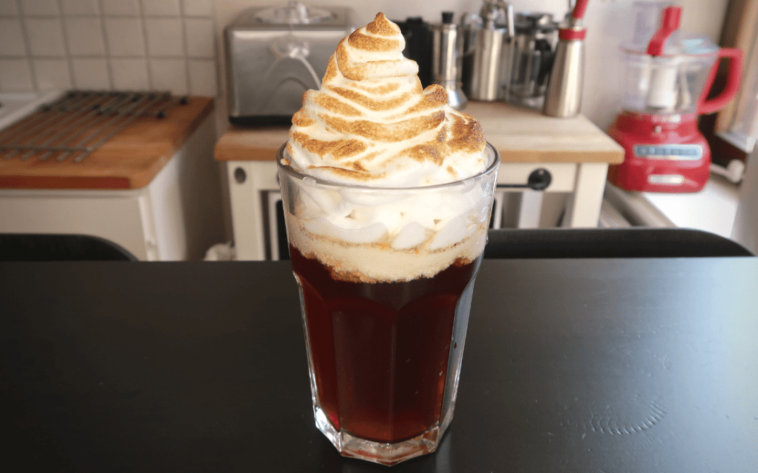 Italian Meringue Cold Brew