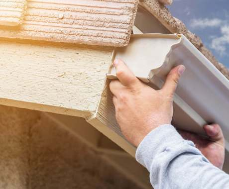 5 Benefits Of Installing Seamless Gutters For Your Home