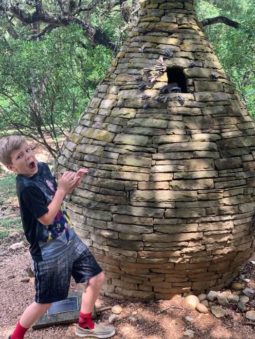 Bee Cave Sculpture Park