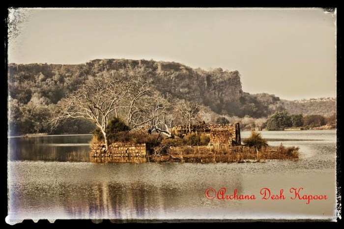 The beautiful fort...