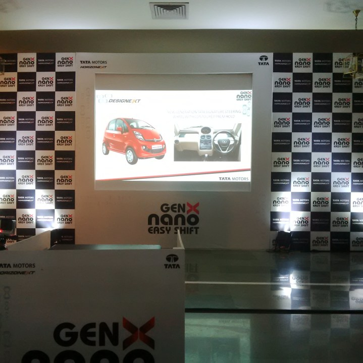 Showcasing the GenX Nano